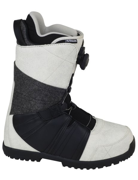 Snowboard Boots Star W Atop Speed Lacing Charcoal
