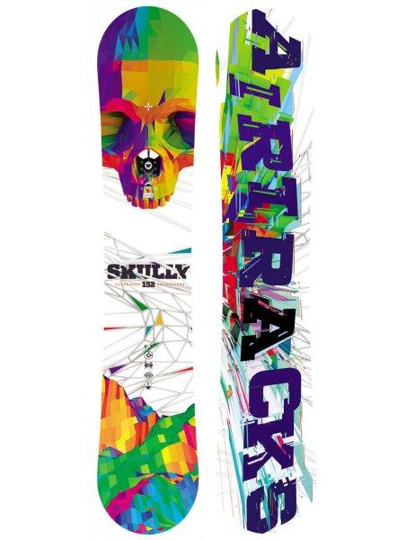 Snowboard Hybrid Rocker Freeride Freestyle