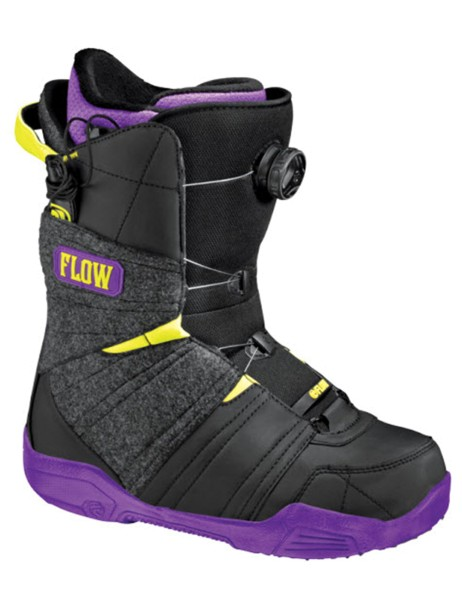 Flow Rival Coiler Black/Purple