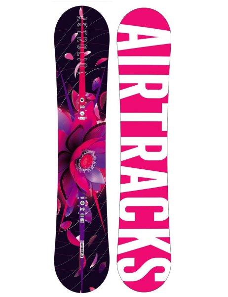 Damen Snowboard Set Astrolion