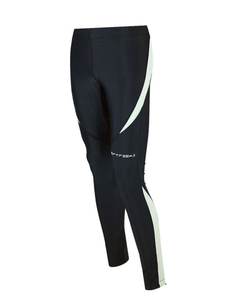 Winter Funktions Laufhose Pro Lang Schwarz L Thermo Lauftight Lang