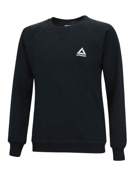 Winter Sweatshirt Crew Comfort Line Schwarz