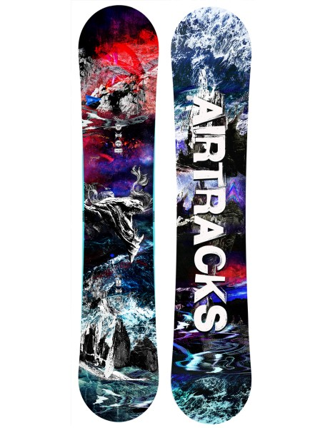 Snowboard Set Fantasy Carbon Zero Rocker