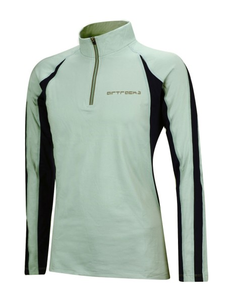 Winter Thermo Funktions Sweatshirt Pro Grau
