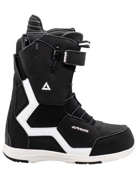 Snowboard Boots Snowboardboots Strong Quick Lace Black