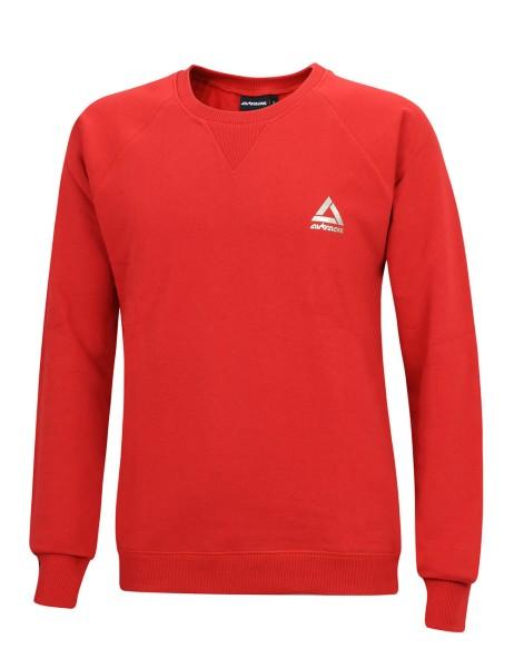 Winter Sweatshirt Crew Comfort Line Rot Set
