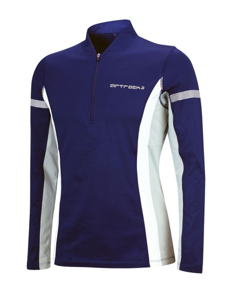 Thermo Funktions Sweatshirt Blau