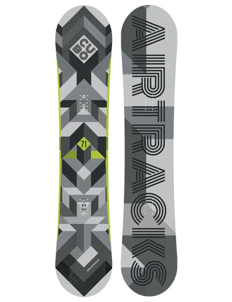 Snowboard Wide Freestyle Freeride