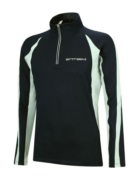 Winter Thermo Funktions Sweatshirt Pro SchwarzWinter