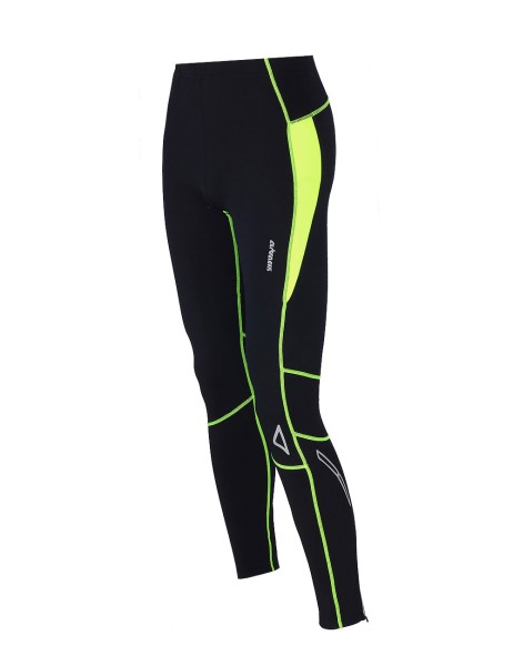 Winter Thermo Lauftight Lang Pro T Neon