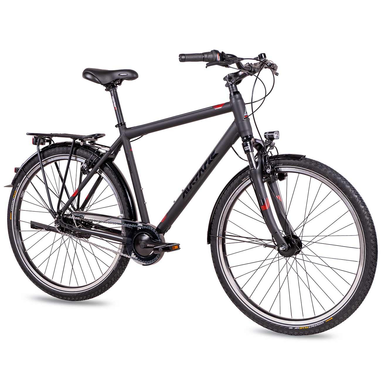 Herren XXL City Fahrrad 28 Zoll Cityrad CI.2850 Shimano ...