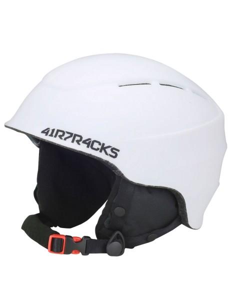 Snowboard Helm Savage Weiss