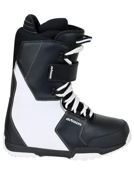 Snowboard Boots Savage White