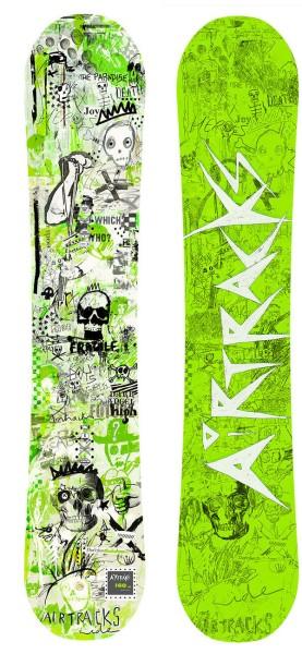 Dreamcatcher Neon Snowboard Rocker