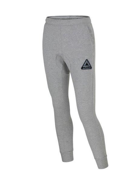 Winter Sweatpant Crew Comfort Line Grau Melange