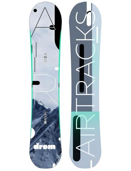 Damen Snowboard Drom Rocker