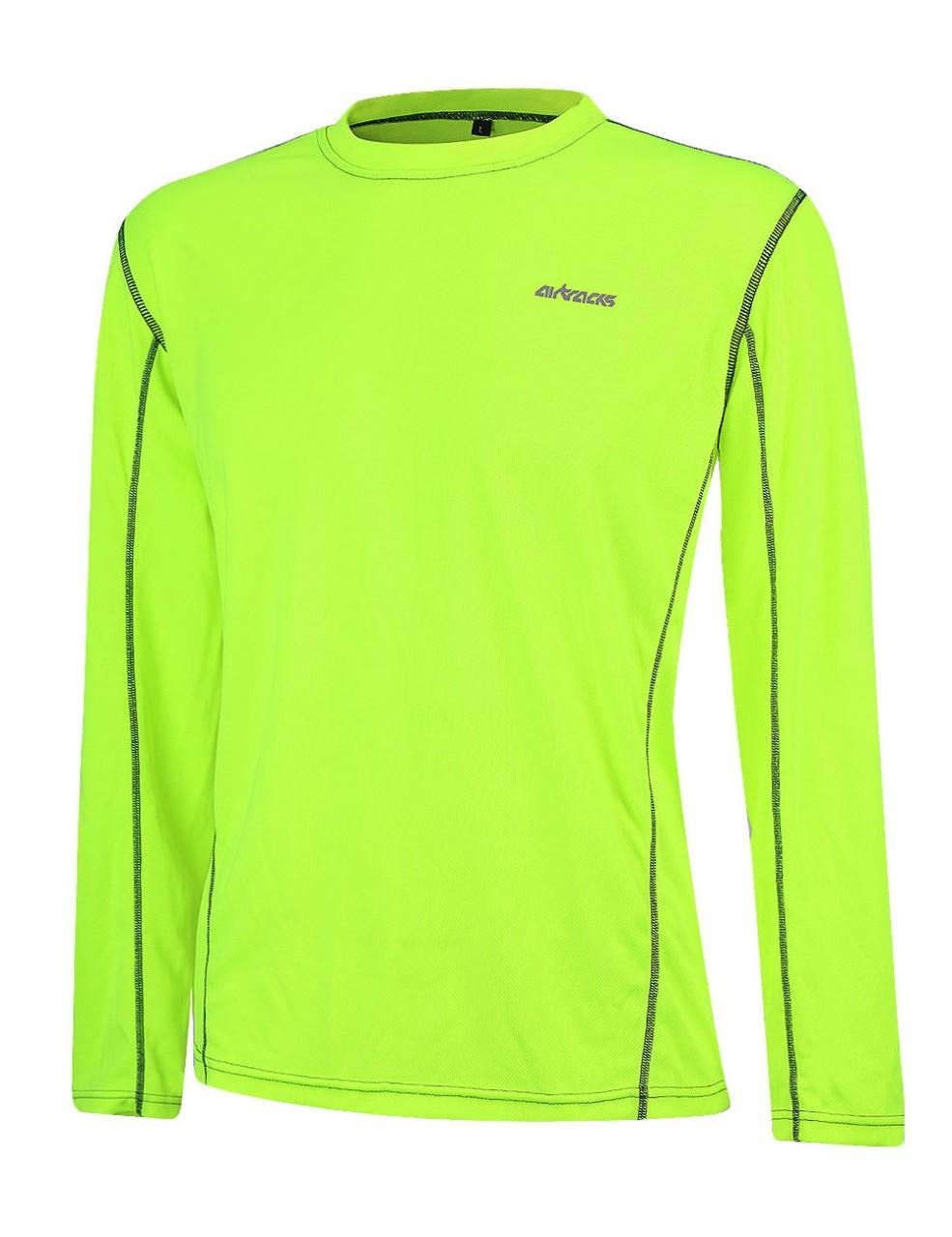 Air Langarm Neon T Funktions Pro Für L Shirt Laufshirt Running TxqxUtE