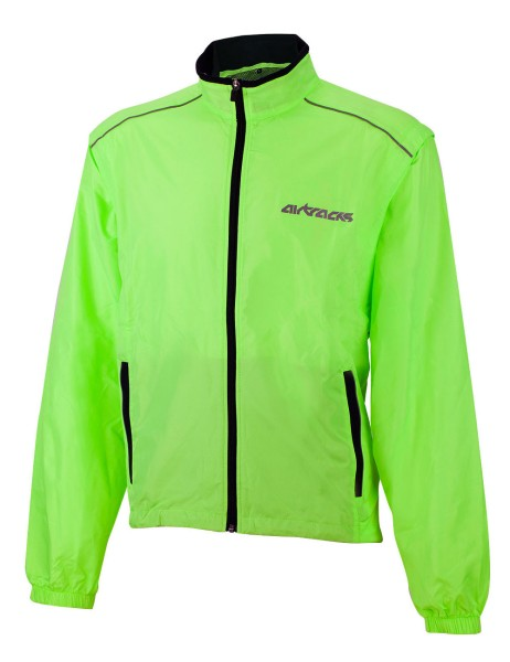 Multifunktionelle Jacke / Weste Pro Air Neon